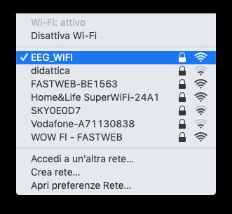 Milgliorare la velocità del WiFi sul Mac